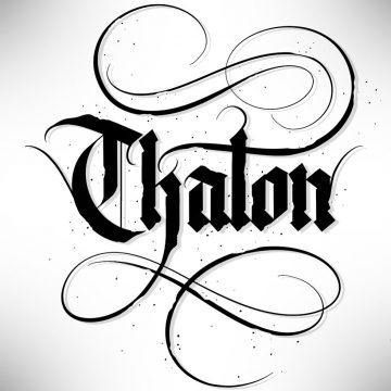 Calligraphie « Chaton »