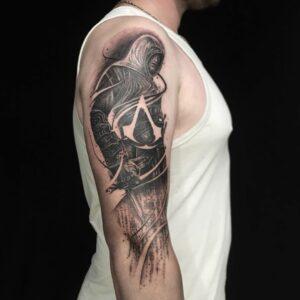 Tatouage Assassin Creed