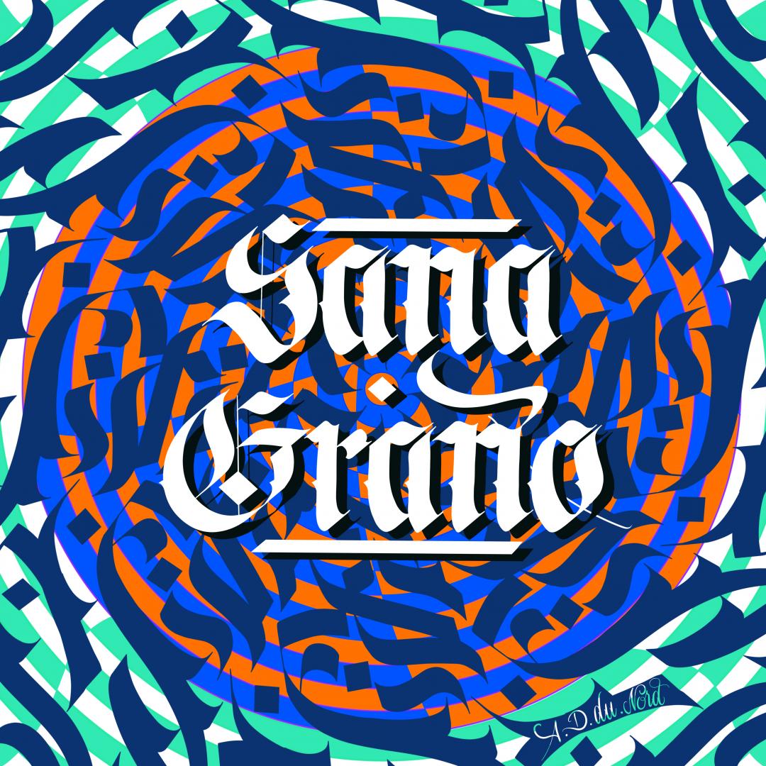 A.D.du.Nord - Sana Grano (recto)