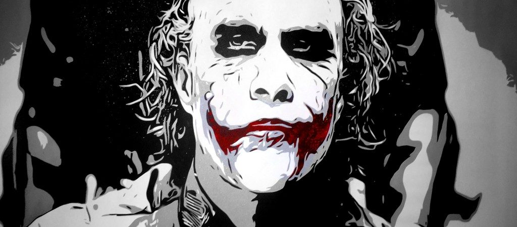 Heath Ledger : Joker (The Dark Knight)